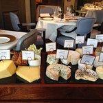Wonderful Cheese Trolley