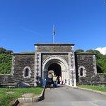Crownhill Fort entrance