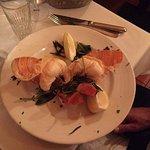 Lobster Weinbistro Foto