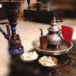 Perfect service , fabulous atmosphere and the best shisha .thanks for ( yadnar , auston & Ahmed