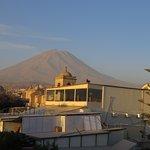 foto terraza del hotel san agustin la posada del ,pnasterio arequipa