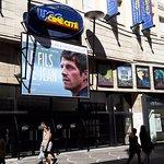 le grand cinéma de la rue