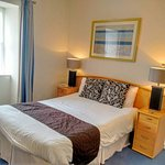 Nice, big and clean bedroom No. 7.