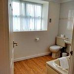 Huge en-suite bathroom in Room No. 7.