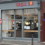 Streetview of Grill201 at rathmines