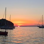 Sunset over Cavtat
