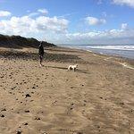 Photo de Saunton Sands Beach