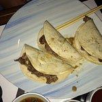 Japanese Tacos of Ribeye Steak