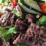 Balck & Bleu Salad