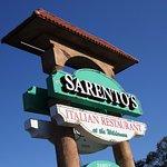 Sarento's sign