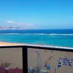 Balcón y vista desde la habitación