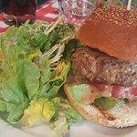 Hamburger, classique mais délicieux