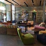 H2 Hotel Lobby