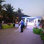 Wedding Reception at Costa Palmera...