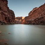 Colorado River in from Evening Camp