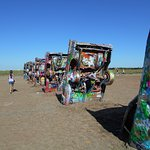 Foto di Cadillac Ranch