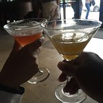 Best Martinis in town, great atmosphere and above all best service and food....