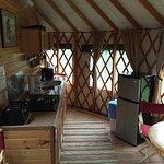 Sourdough Sue's Yurts Foto