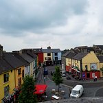Street scene downtown Athlone