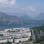 Bolshoi Vudyavr Lake