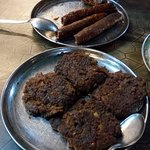 The awesome Gelawati Kebabs...