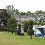 Camping Chateau de Gandspette