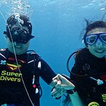 Super Divers.. they really did a great job to keep us HAPPY :))