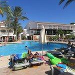 Beach Club Font de Sa Cala Foto