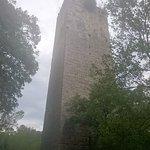 Au dessus de l ancien moulin