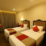 Corporate Twin Bed Room