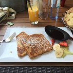 French toast breakfast! Delicious!