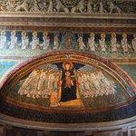 Il mosaico di epoca bizantina