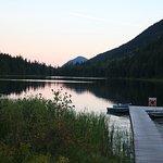 Resort eigener See