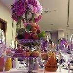 Wedding sweets&fruits