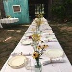 Turquoise Barn Foto