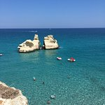 Photo de Torre dell'Orso Beach