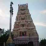 A view of Sri Bhuvaneswari Temple in Telco which is 20 mins by taxi from the hotel.