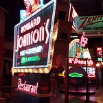 HoJo's and Others Neon Signs
