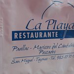 Restaurante La Playa Foto