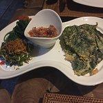Part of rijstafel