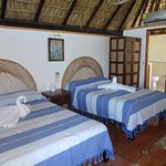 Photo de Acuario Bungalows y Cabanas