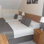 Powys Lodge - Family Room (Sleeps 3)