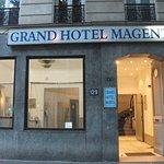 Grand Hotel Magenta Foto