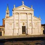 Iglesia de San Giorgio Maggiore.