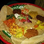 Photo de Restaurante Addis Abeba