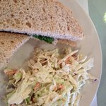Miss Sue's Chicken Salad Sandwich