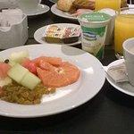 Desayuno, productos aptos para celìacos