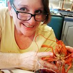 Fun with lobster!
