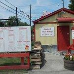 BB's BBQ Menu Board - Franklin, TN