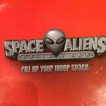 Foto de Space Aliens Grill & Bar